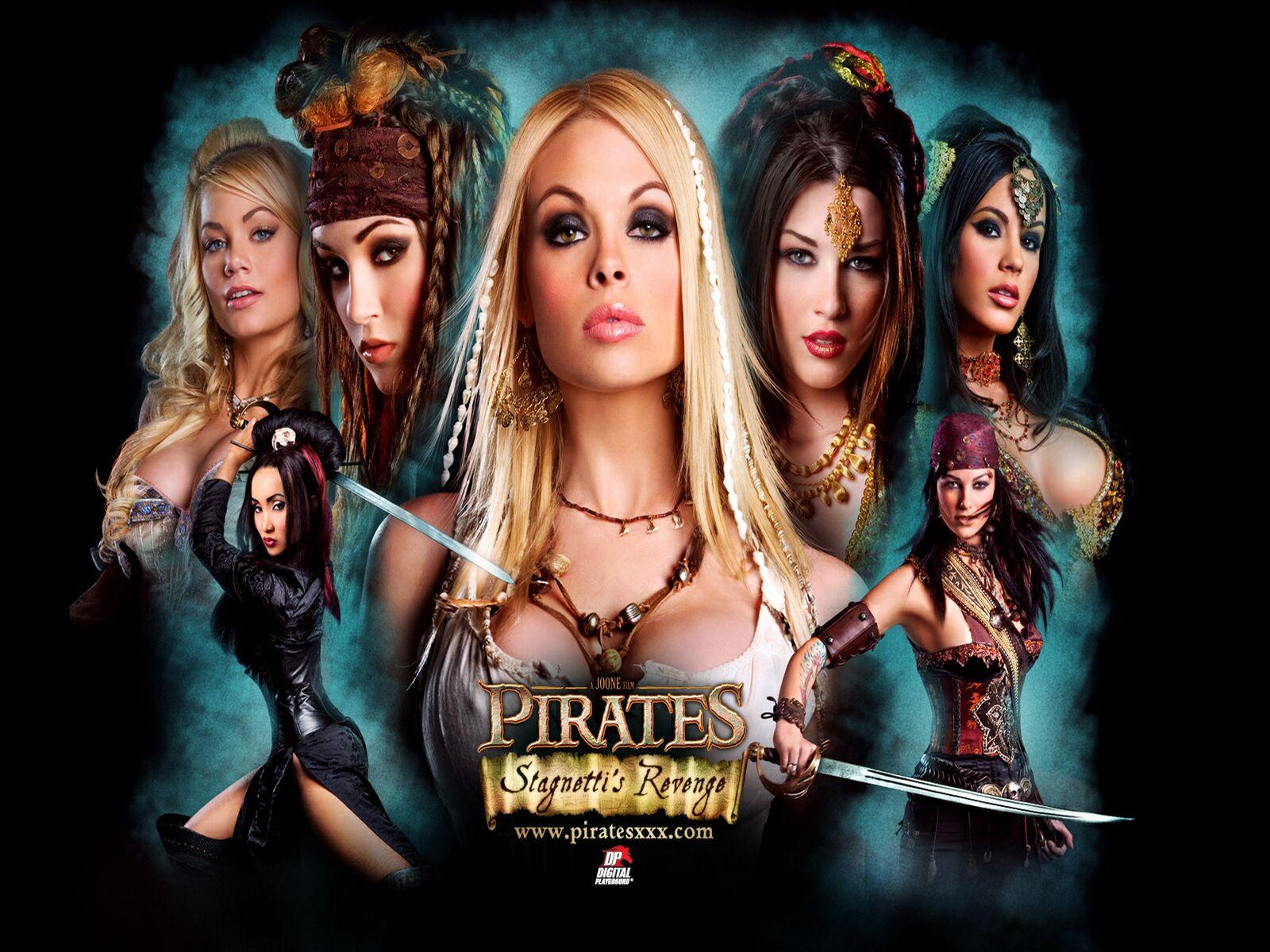 Pirates carabian porn hentai film